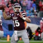 Mississippi State Runs Past Nc State In 51-28 Belk Bowl